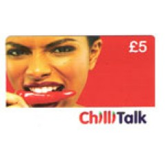 Chilli Talk £5 International Calling Card