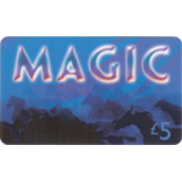 Magic £5 International Calling Card