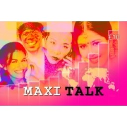 Maxi Talk £10 International Calling Card