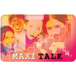 Maxi Talk £5 International Calling Card