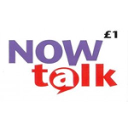 Now Talk £1 International Calling Card