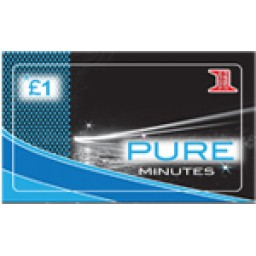 Pure Minutes £1 International Calling Card