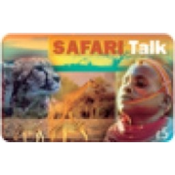 Safari Talk £5 International Calling Card