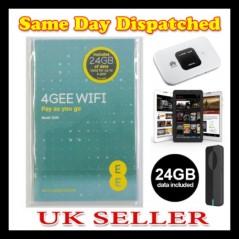 EE 24GB 3G/4G Mobile Broadband Pre-Loaded PAYG Data SIM Card Nano/Micro/Standard