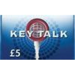 Key Talk £5 Calling Card