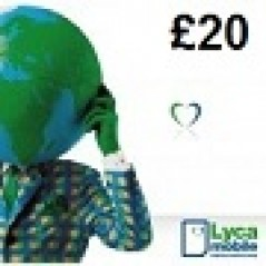 Lycamobile £20 Bundle To Nigeria