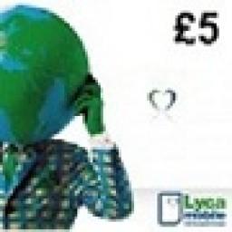 Lycamobile £5 Bundle To Bangladesh