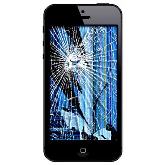 iPhone 5 Broken LCD/Display Repair