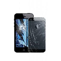 iPhone 5 Broken LCD + Back Repair (Both)
