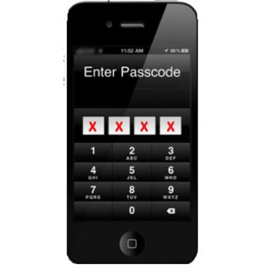 iPhone Passcode Screen Locked Repair
