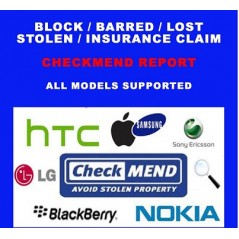 Checkmend Network Block/Stolen Check