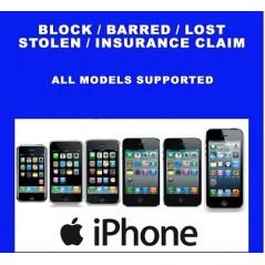 iPhone Network Block/Stolen Check