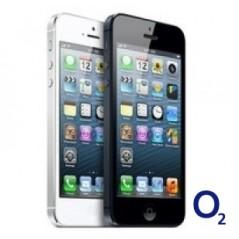 iPhone 5 Unlocking - O2 UK Network