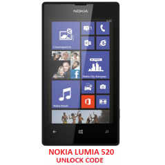 Nokia Lumia 520 Cheap Unlocking Code