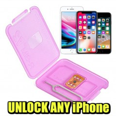 iPhone Instant Unlocking for all iPhone Models Latest iOS (RSIM 12)