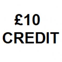 £10 Store Credit