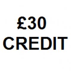 £30 Store Credit