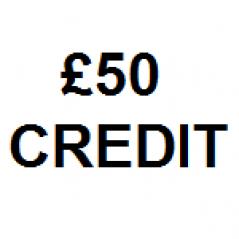 £50 Store Credit