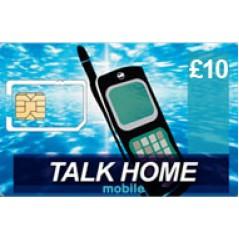 Talk Home £10 Bundle To Nigeria