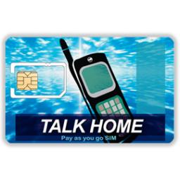 Talk Home £40 Bundle To Nigeria