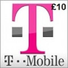 T-Mobile £10 Topup Voucher