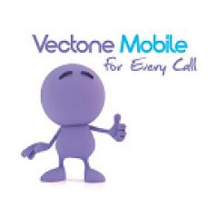 Vectone Mobile Pay As You Go SIM