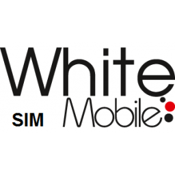 White Mobile Pay As You Go SIM