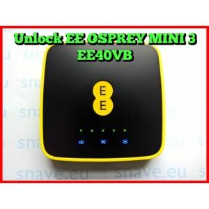 Unlock EE OSPREY MINI 3 EE40VB