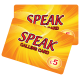 Speak £5 International Calling Card