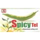 SpicyTel £1 International Calling Card