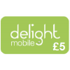 Delight Mobile £5 Topup Voucher
