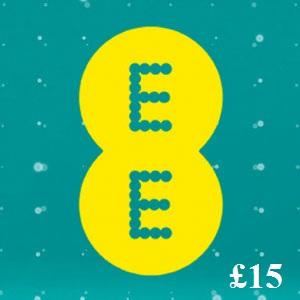EE £15 Mobile Broadband Topup Voucher