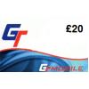 GT Mobile £20 Topup Voucher