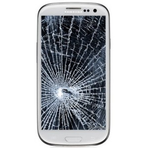 Samsung Galaxy S3 Broken LCD Repair (i9300)