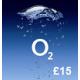 O2 Mobile £15 Topup Voucher