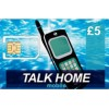 Talk Home Mobile £5 Topup Voucher