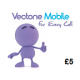 Vectone Mobile £5 Topup Voucher