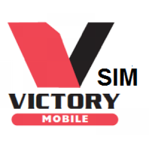 Victory Mobile Pay As You Go SIM