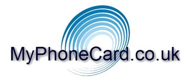 My Phone Card